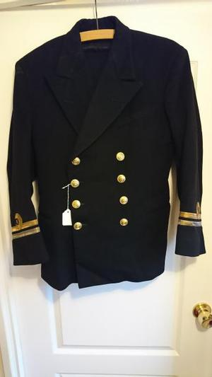 Royal Navy Reserve Jacket and Trousers