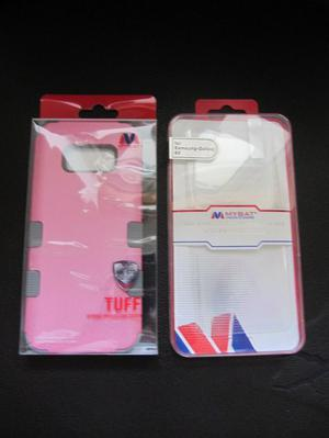 Samsung Galaxy S8 Case Cover & Screen Protector