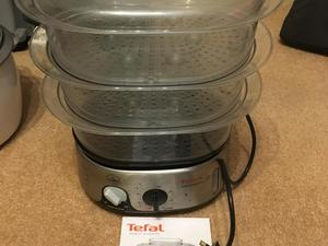 Tefal Steamer for Sale