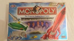 Thunderbirds Monopoly by Parker  Complete w Instructions Board Game