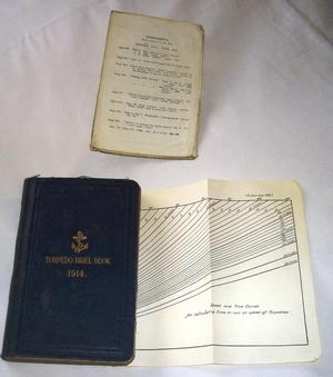 Torpedo Drill Book  (Hardback)