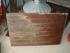 Vintage Hardwood Draining Board for Butler/Belfast Sink