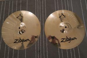 "Zildjian A Custom 14"" Hi Hats"