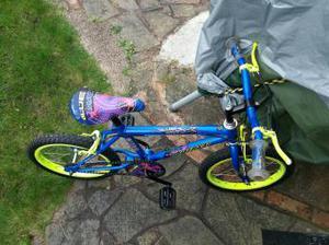 "16"" Blue Max Universal Bike"