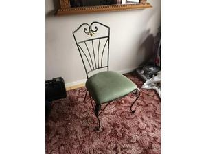 4 Dinnng chairs in Huddersfield