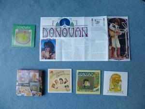 4 Donovan originals CD box set