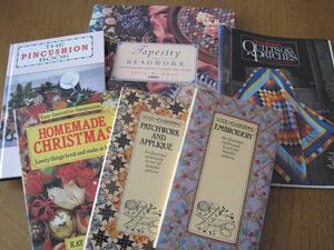 6 Craft Books