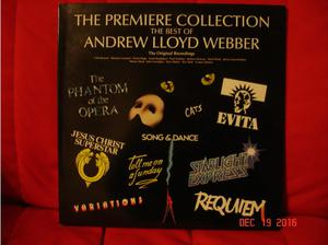 £8. ALWTV1. THE PREMIERE COLLECTION. THE BEST OF ANDREW