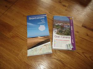 AA guide and map to Gran Canaria.