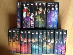 Angel & Buffy The Vampire Slayer VHS boxsets