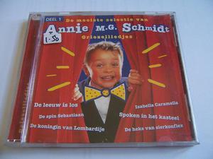 Annie M.G. Schmidt - DE MOOISTE SELECTIE VAN VOL. 1 - CD