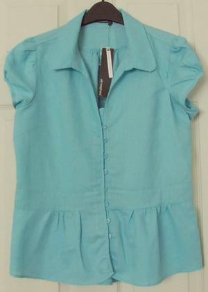 BNWT GORGEOUS LADIES BLOUSE BY ATMOSPHERE - SZ 16 B11