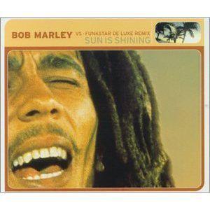 BOB MARLEY Vs FUNKSTAR DE LUXE REMIX SUN IS SHINING CD