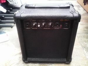 BURSWOOD G10 GUITAR AMPLIFIER WITH OVERDRIVE