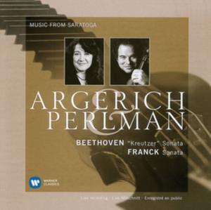 Beethoven: 'Kreutzer' Sonata / Franck: Sonata, Itzhak