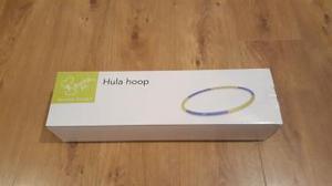Davina McCall hula hoop