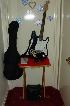 Electric Guitar Burswood