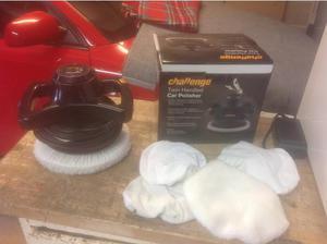 Electric car polisher. in Swindon