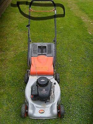 Flymo lawnmower petrol Briggs and Stanton engine