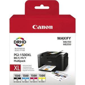 GENUINE Canon PGI-XL B004 MultiPack C/M/Y/BK Ink MAX