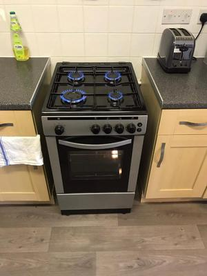 Gas cooker in VGC