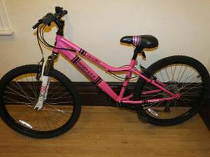 Girls Mountain bike suit 8-12 approx