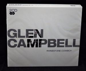 Glen Campbell - Rhinestone Cowboy Greatest Hits BRAND NEW
