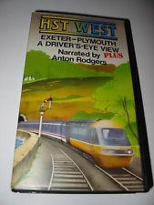 HST West - Exeter+Plymouth+Saltash (Incl P&P)