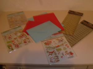 Hand make Christmas Cards