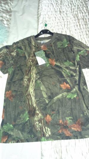 Highlander Treedeep camo T shirt