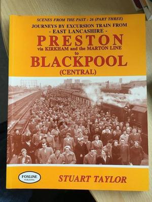 Journeys by Excursion Train from East Lancashire
