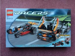 LEGO Racers Nitro Race Team () Brand New Sealed in