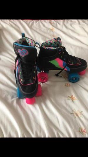 Ladies roller skates
