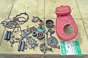 Lawnmowers Parts Suffolk Punch/Colt, Atco Villiers.