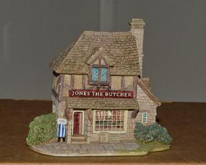 Lilliput Lane - Jones the Butcher(Village Shops)