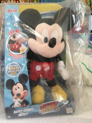Mickey and the Roadster Racers Happy Sounds Mickey new