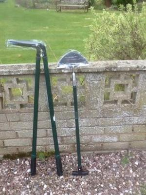 New Garden edging shears and cutting blade, not needed.