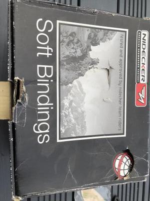 Nidecker FF760 Snowboard Bindings - BRAND NEW
