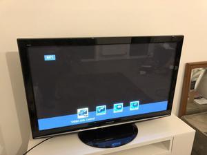 Panasonic Viera TX-P50U20B p HD Plasma Television no