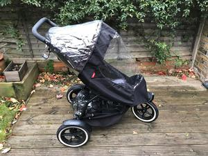 Phil & Teds Sports Double Buggy