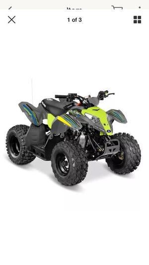 Polaris outlaw 50cc quad