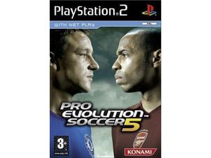 Pro Evolution Soccer 5 ps2 game. in Stockport