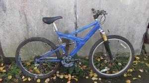 Quality dual Suspension Mountain Bike