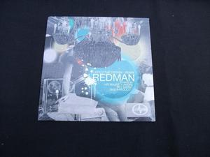 REDMAN - I HOLD THE CROWN - REMIX. PROMO CD. NEW SEALED.