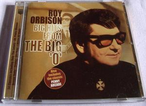 ROY ORBISON 'BIG HITS FROM THE BIG O' CD