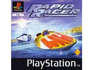 Rapid Racer (Sony PlayStation ) - European Version in