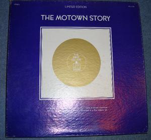 """SOUL-MOTOWN """"THE MOTOWN STORY"""" LP box set"""