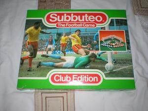 SUBBUTEO CLUB EDITION