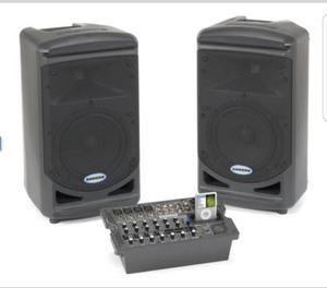 Samson XP 308i pa. 300 watt Amp.