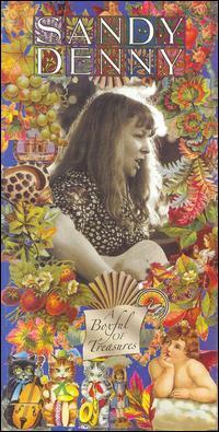 "Sandy Denny ""Boxful of Treasures"" 5 CD box set"